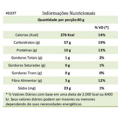 Talharim Biomassa de Banana Verde Orgânico Native 400g