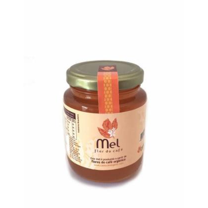 Mel da flor do Café Orgânico e Biodinâmico 250g - Camocim