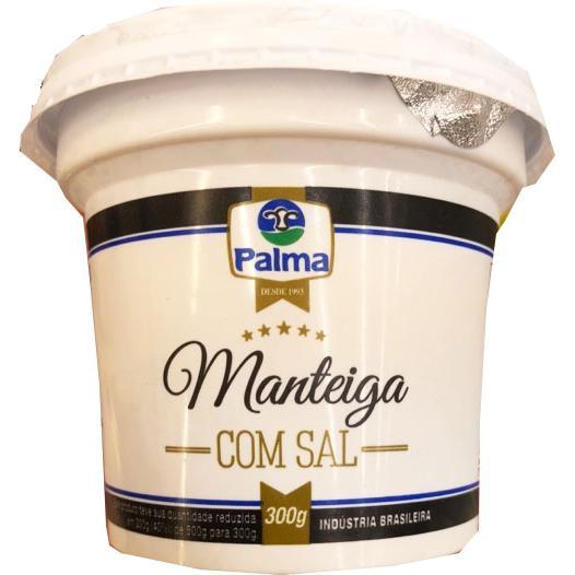Manteiga Palma Com Sal 300g
