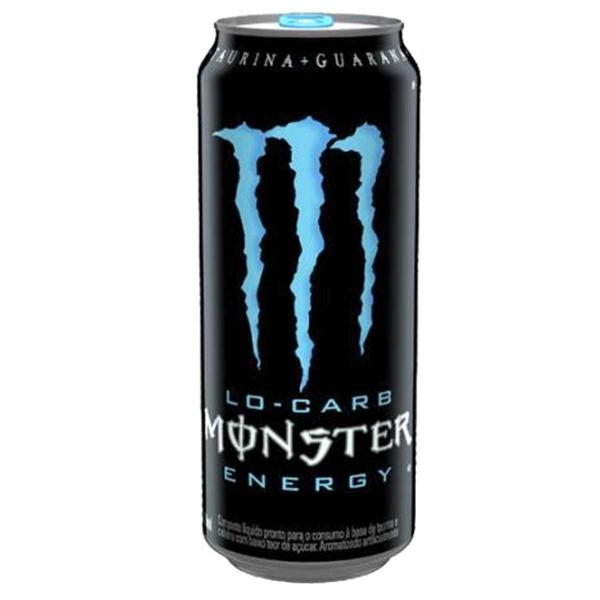 Energético MONSTER Lo Carb 473ml