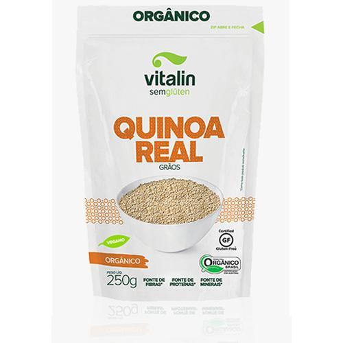 Quinoa real em grãos 250g