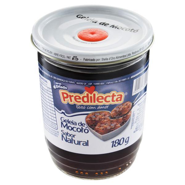 Geleia de Mocotó Natural Predilecta Vidro 180g