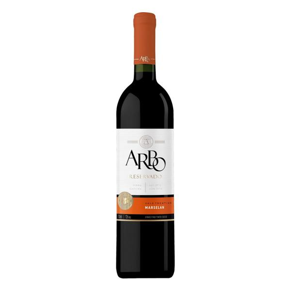 Vinho Brasileiro ARBO Marselan 750ml