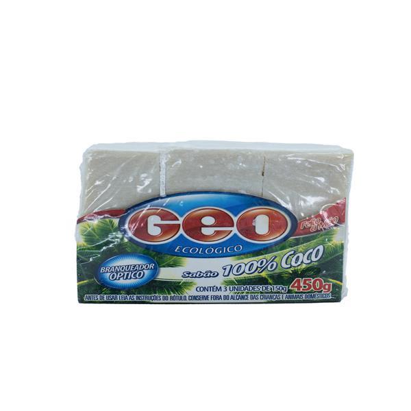 Sabão em Barra GEO Coco 450g