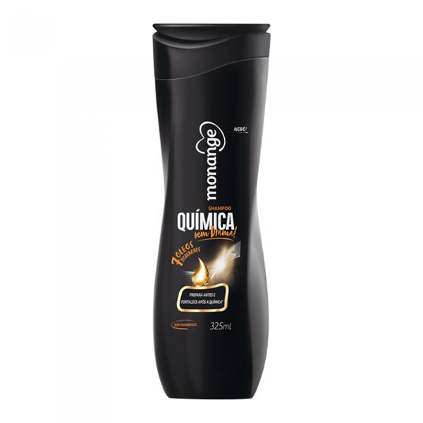 Shampoo Monange Quimica 7 Oleos Poderosos 325Ml