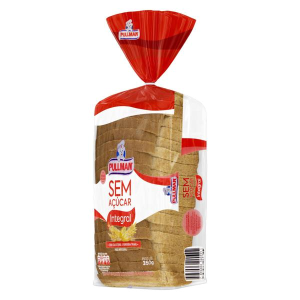 Pão Integral Zero Açúcar Pullman Pacote 350g