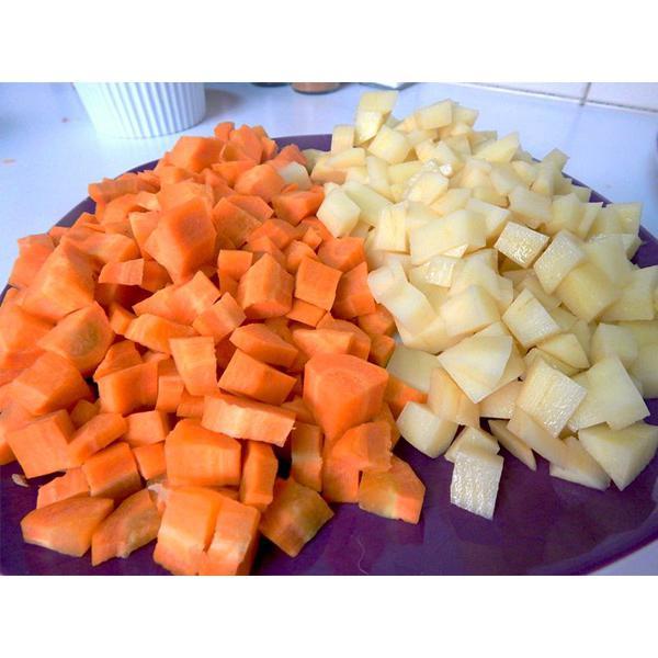 Mix De Legumes Orgânicos Picados