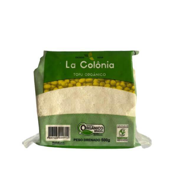 Tofu LA COLÔNIA Orgânico 500G