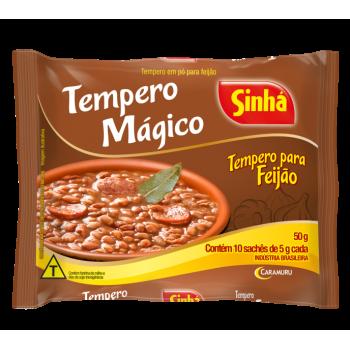 Tempero para Feijão SINHÁ 50g