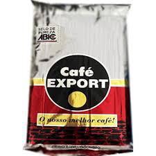 Café EXPORT 500g Tradicional  almofada