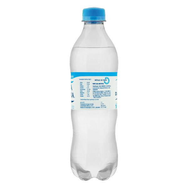 Água Mineral Natural sem Gás Água da Pedra Garrafa 500ml