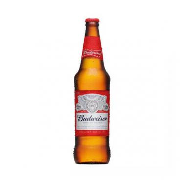 Cerveja Budweiser One Way 550Ml Garrafa