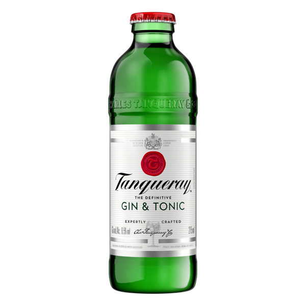 Bebida Gin & Tônica TANQUERAY 275ml