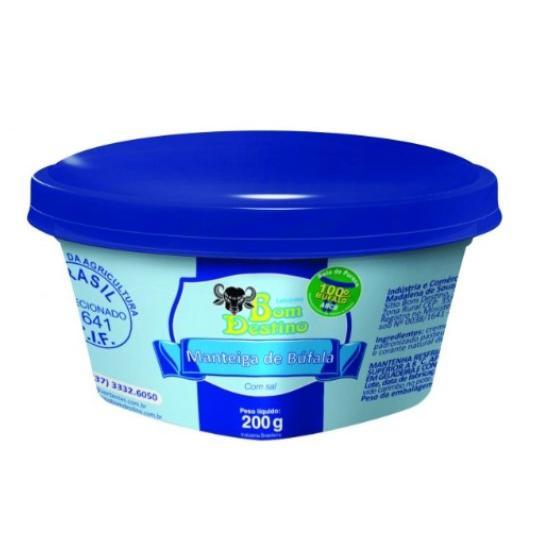 Manteiga de Búfala (200g)