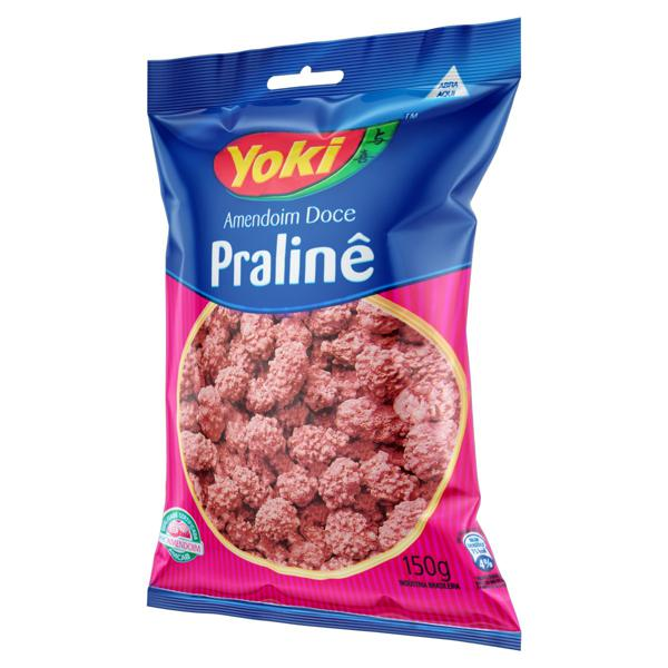Amendoim Pralinê Yoki Pacote 150g