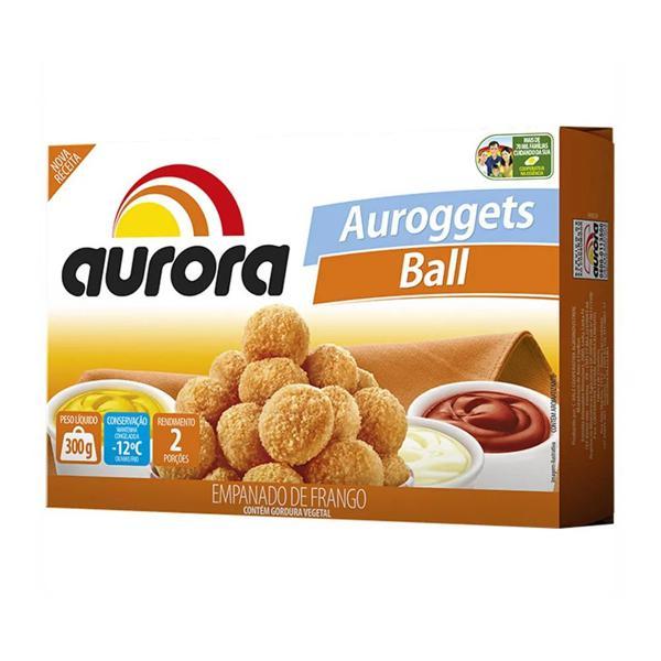 Empanado AURORA Auroggets Ball 300g