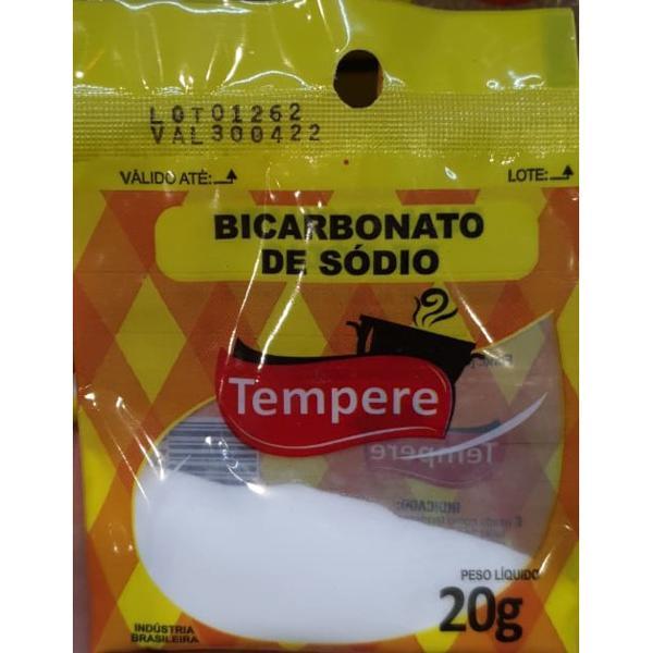 Bicarbonato de Sódio TEMPERE 20g