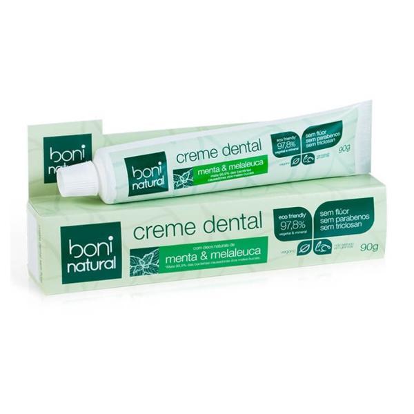 Creme dental 90g - Boni Natural