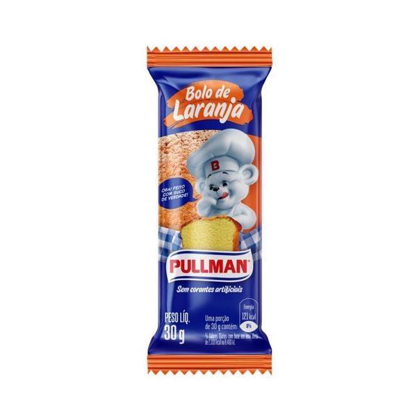 Bolo Pullmann 30G Laranja