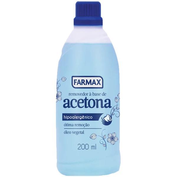 Acetona FARMAX Blue 200ml