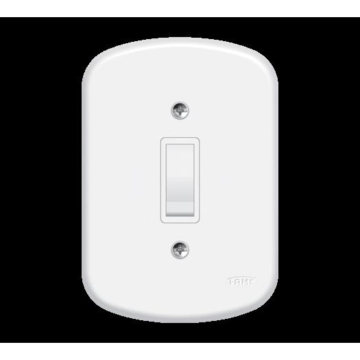 FAME Blanc 1 Interruptor Simples 0560/3743