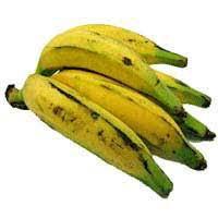 Banana da Terra (1/2 dúzia) podem ir verdes