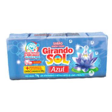 Sabao B. Gir Sol 5X200G Azul