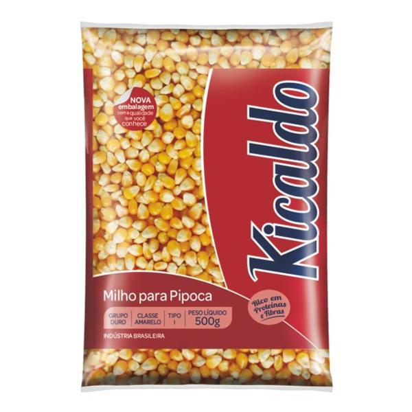 Milho para Pipoca KICALDO 500g