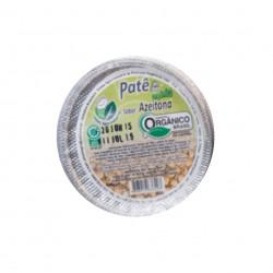 Patê de soja sabor azeitona (110g)