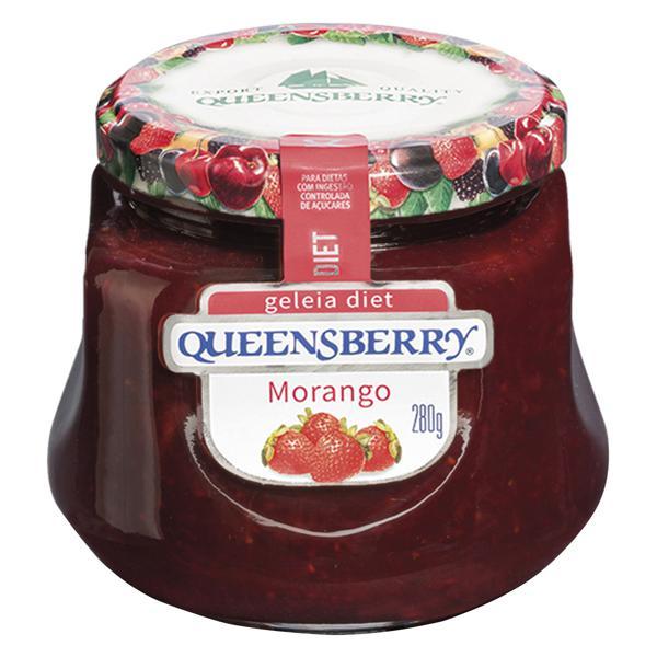 Geleia Diet de Morango Queensberry 280g