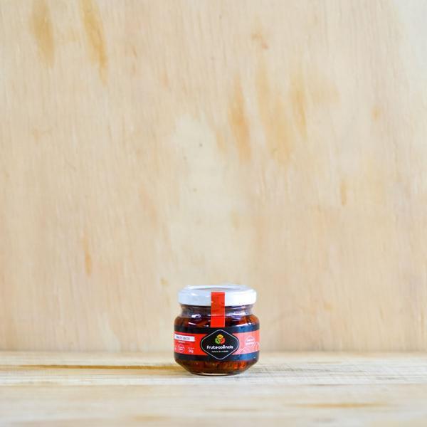 Tomate Seco em Conserva 90g - Frutessência