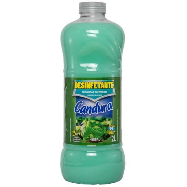Desinfetante herbal Candura 2 litros