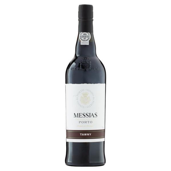 Vinho Português Tinto Doce Tawny Messias Vinho do Porto Garrafa 750ml