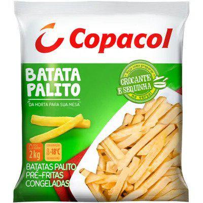 Batata Palito COPACOL Congelada 2Kg