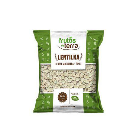 Lentilhas FRUTOS DA TERRA 500g