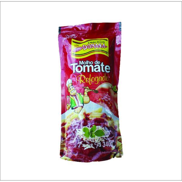 Molho de Tomate DONANA Refogado Tradicional 340g