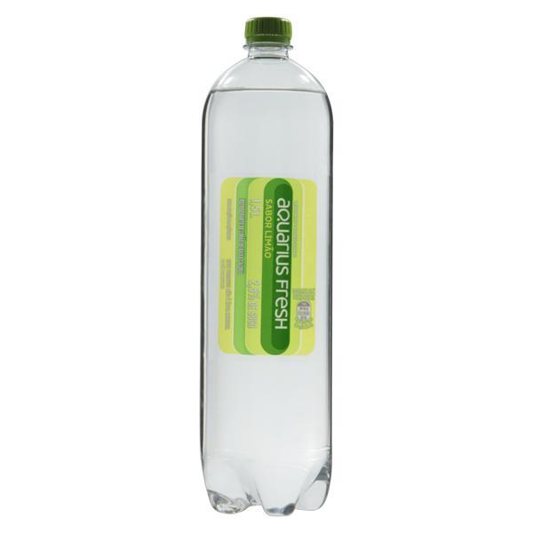 Refrigerante Limão sem Adição de Açúcar Aquarius Fresh Garrafa 1,5l