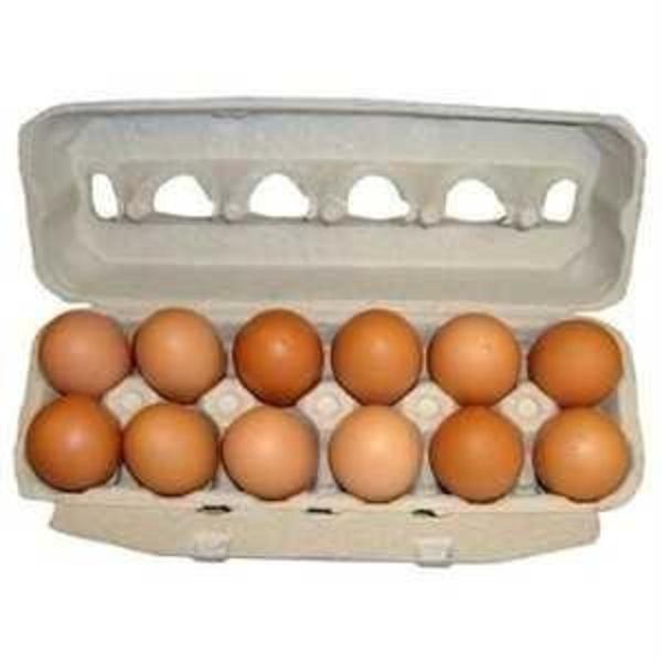 Ovos Vermelhos JOSIDITH com 12 Unidades