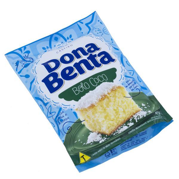 Mistura para Bolo Coco Dona Benta Sachê 450g