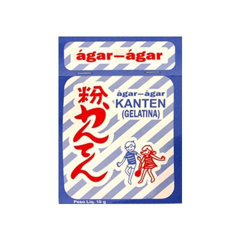 Ágar Ágar Gelatina KANTEN 10g