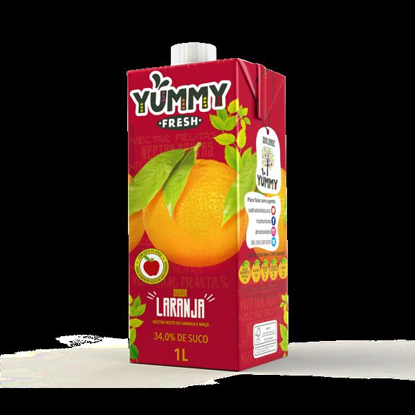 Néctar de Laranja YUMMI FRESH 1l