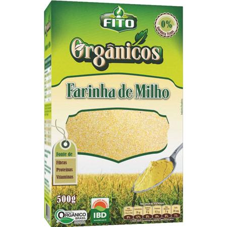 Farinha Milho Fito 500g
