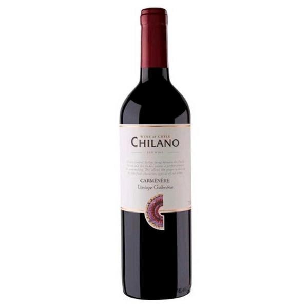 Vinho Chileno CHILANO Cabernet Sauvignon 750ml