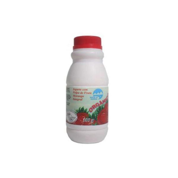 Iogurte Integral Orgânico Morango - 300g