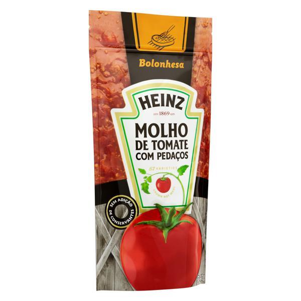 Molho de Tomate Bolonhesa Heinz Sachê 340g