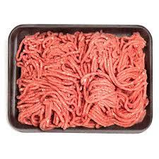 Carne Moida Patinho Bandeja