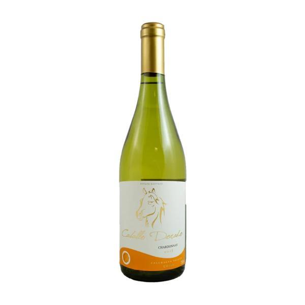 Vinho Branco Chileno Caballo Dorado Chardonnay 750ml