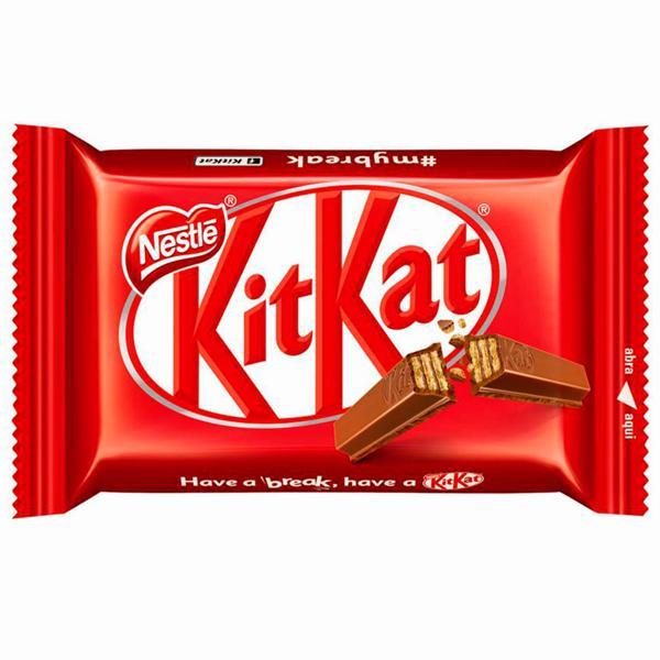 Chocolate KITKAT Nestlé 41,5g