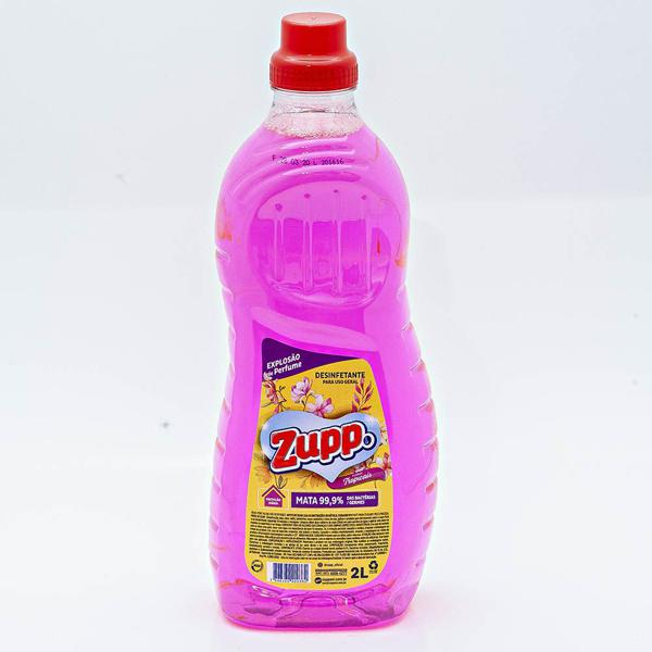 Desinfetante ZUPP Flores Tropicais 2L