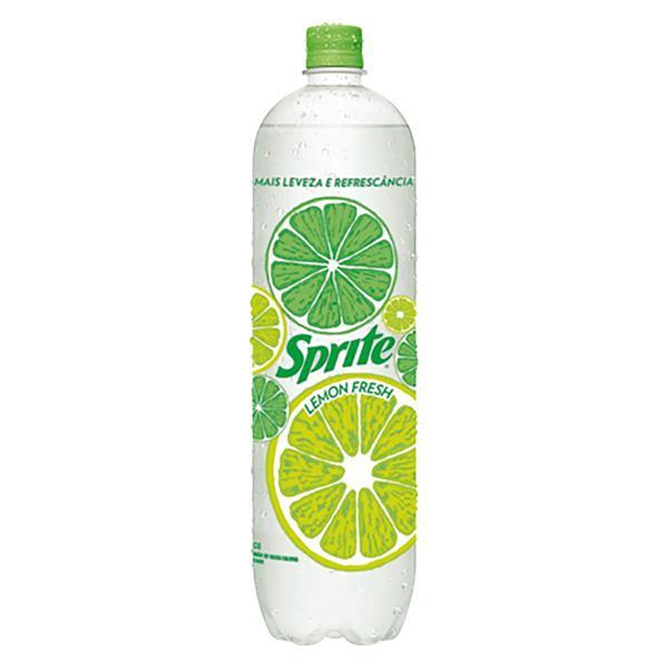 Refrigerante Lemon Fresh Sprite Garrafa 1,5l